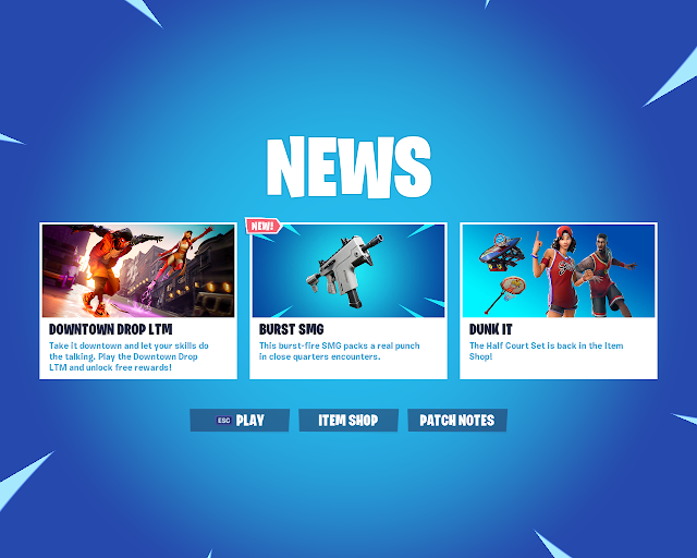 Fortnite Season 9 Week 4 Challenges
