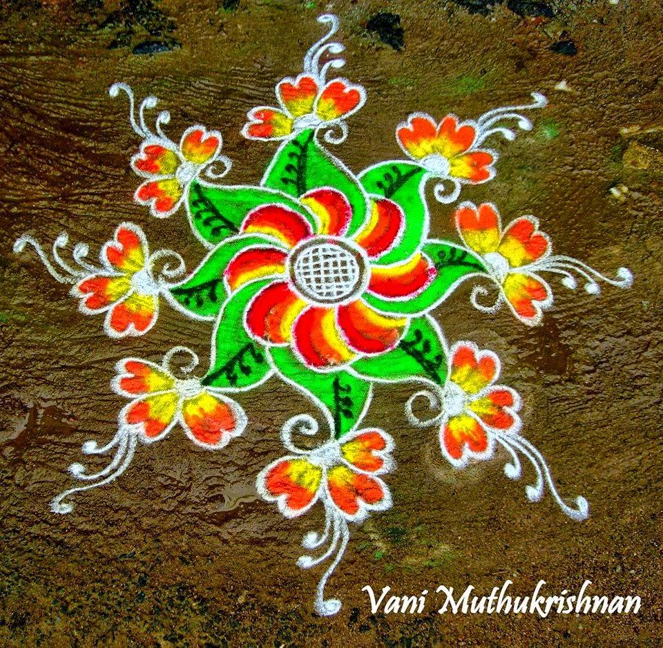 Kolam Designs With Dots Pdf