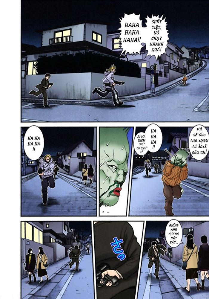 Gantz Chap 07: Không hài hòa trang 9