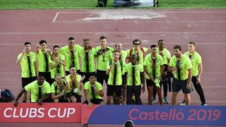 ATLETISMO - El Playas Castellón y el Enka turco en categoría femenina son los mejores clubes de Europa