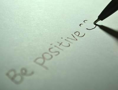 Berpikir Positif dan Tetap Optimis