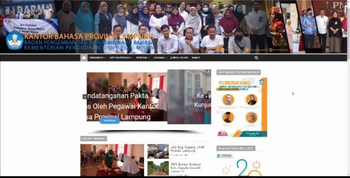 Sambut Perayaan Hari Bahasa Ibu Internasional, Wagub Chusnunia Luncurkan Kamus Lampung-Indonesia