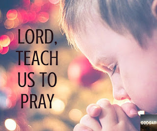 Catholic Daily Reading: 7 October 2020 - Lord Teach Us To Pray