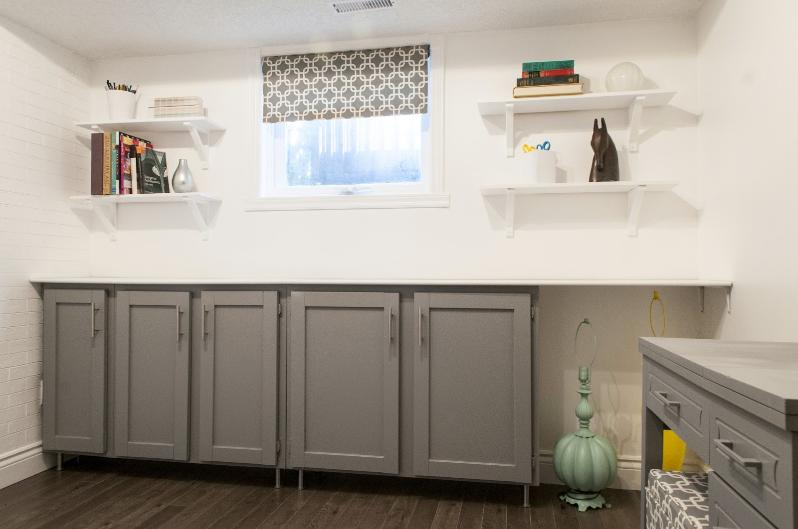 d i y d e s i g n: Upcycled Shaker-Panel Cabinet Doors