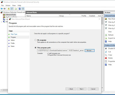 cara membuat server minecraft di windows 10 rdp