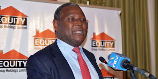 Equity banks james mwangi