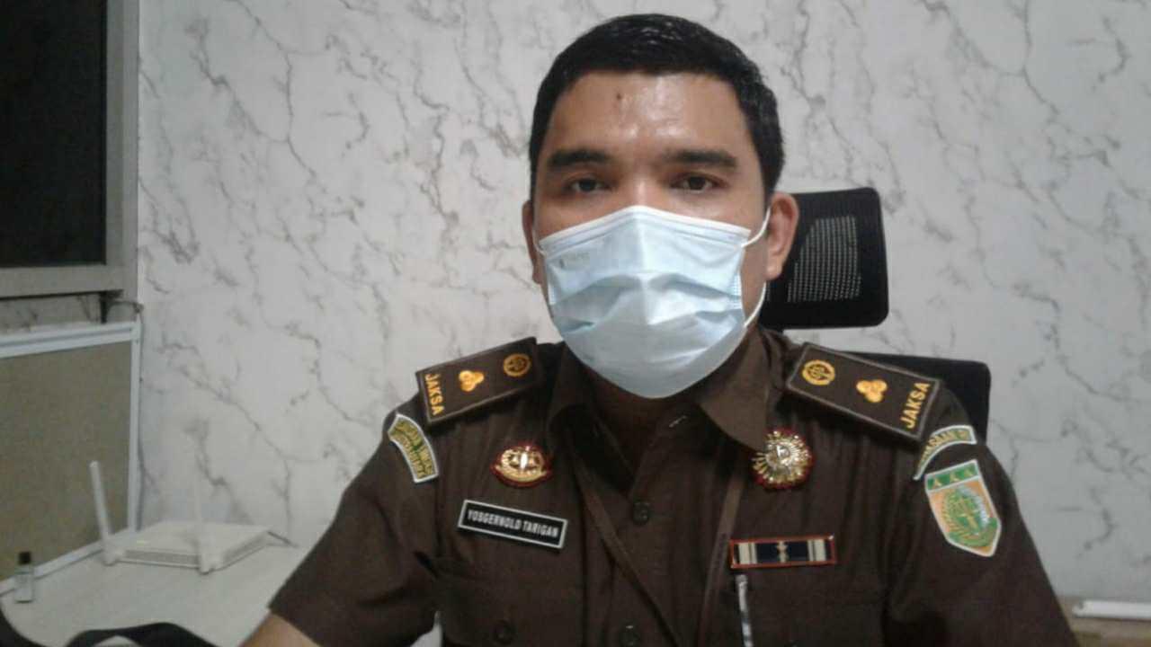 Berkas Mantan Bupati Labura H Buyung ke Pengadilan Negeri Medan