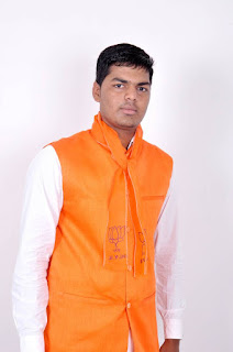 BJP Jenish Modi Ankleshwar
