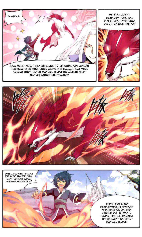 Battle Through the Heavens Chapter 26-31