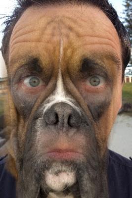 Dog Face Tristan Bancks