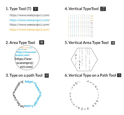 Tutorial Type Tool di Adobe Illustrator