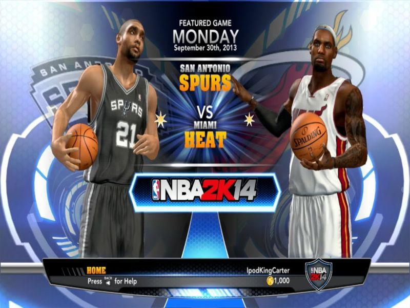 NBA 2K14 Highly Compressed Free Download