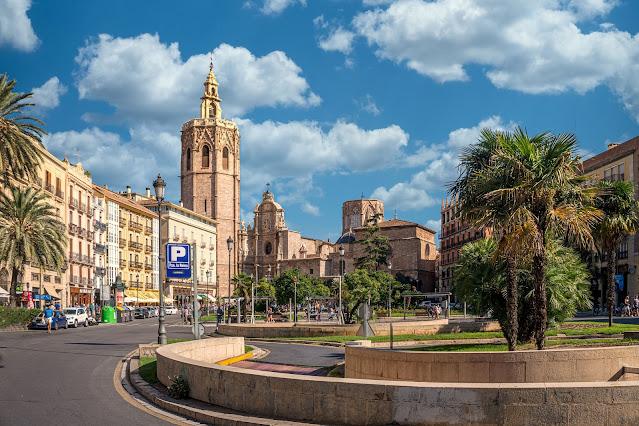 Valencia, Spain, more than just beautiful beaches, city