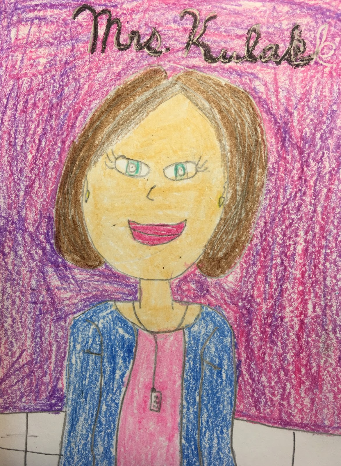 art room blog  draw your favorite teacher 2016