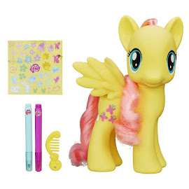 My Little Pony Styling Size Wave 2 Fluttershy Brushable Pony