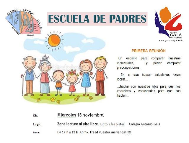 Galerías Digital Nace La Escuela De Madres Y Padres Del