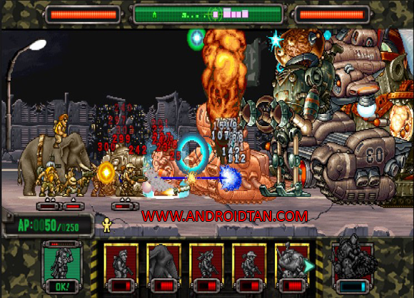 Metal Slug Mod Apk Download
