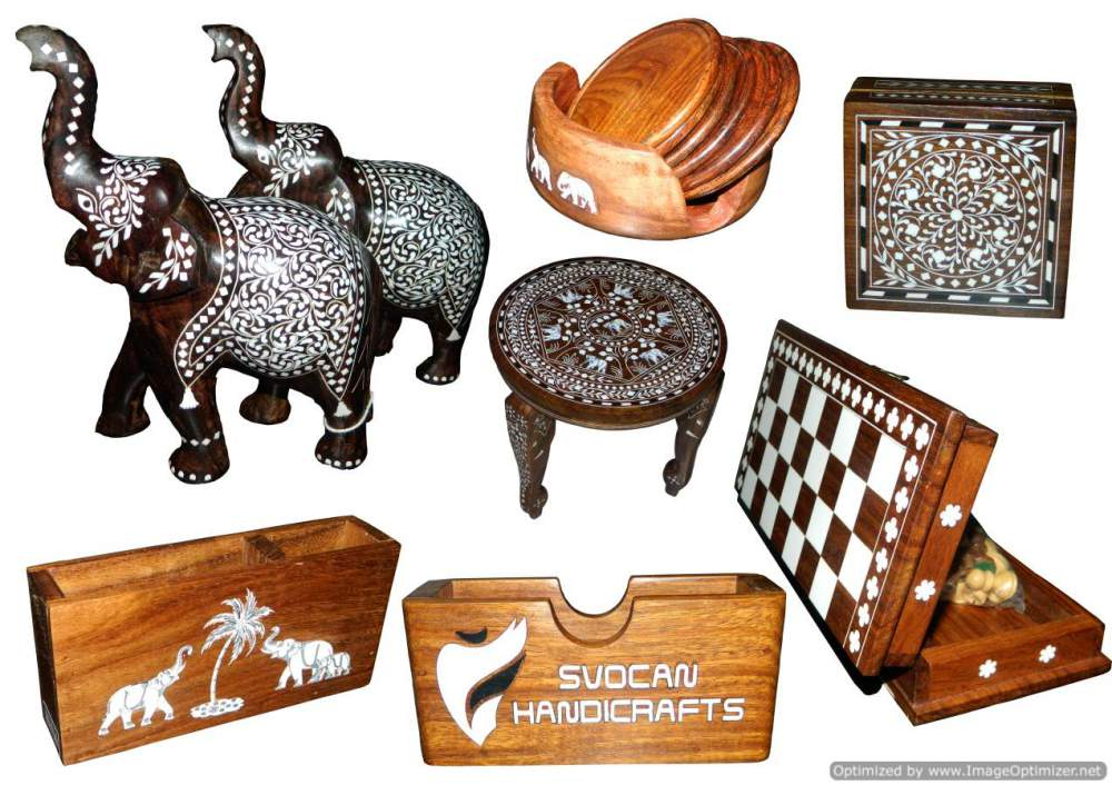 Wooden Handicrafts Items