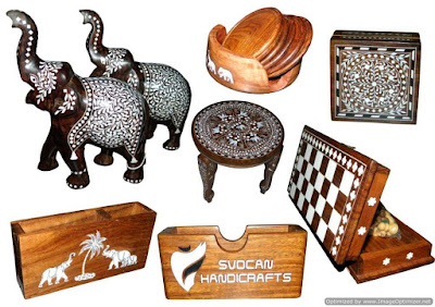 Wooden Handicrafts