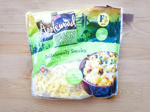 smoked vegan cheese