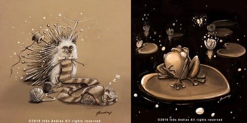 00-Ines-Andias-Animal-Drawings-www-designstack-co