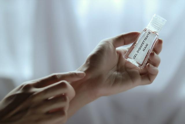 gel disinfettante