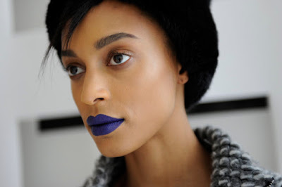 What's The Deal With Blue Lipstick?