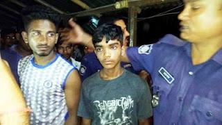 কালুখালীতে চুরি: জনতার হাতে ২ চোর ধৃত