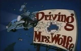 La vida moderna de Rocko - El Hipnotista y El Chofer y la Señora Wolfe