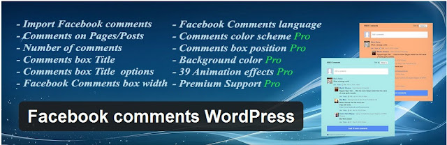 facebook-comment WordPress Plugin review