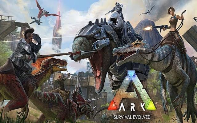 تحميل لعبة ARK: Survival Evolved مجانا للكمبيوتر