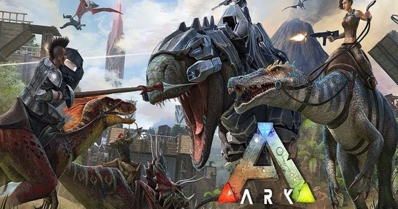 تحميل لعبة ark survival للكمبيوتر