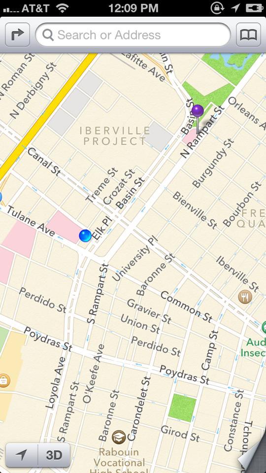Voilà!: 【紐澳良】步行探險:沒有人說法文的法國區