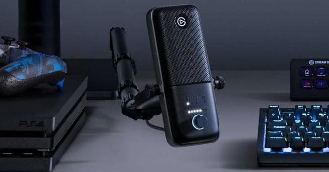 Sorteio do Microfone Elgato Wave 3