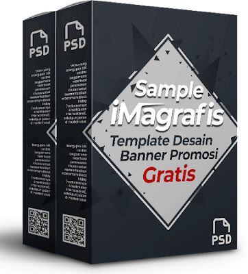 Download Template Banner Promosi Photoshop