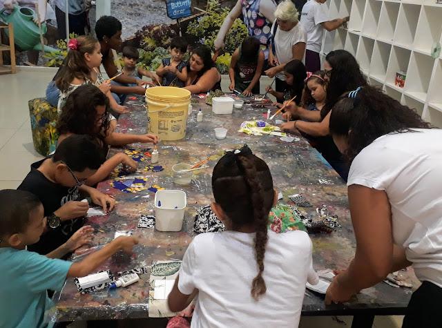 Shopping Grande Rio promove oficinas gratuitas de criatividade em feltro em parceria com o Sesc RJ