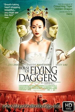 La Casa De Las Dagas Voladoras [1080p] [Latino-Chino-Ingles] [MEGA]