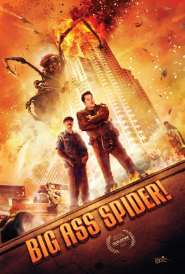 Big Ass Spider o filme