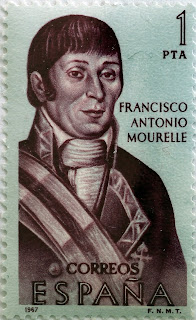 FRANCISCO ANTONIO MOURELLE