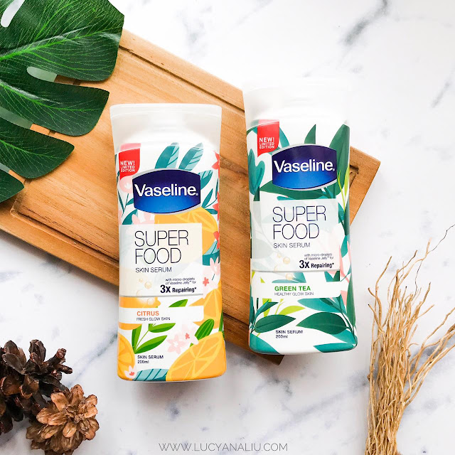 Vaseline Superfood Skin Serum
