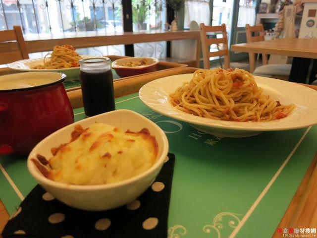 [南部] 高雄市左營區【Con-Teng歐式湯吧】道地的歐式料理 精緻且真材實料