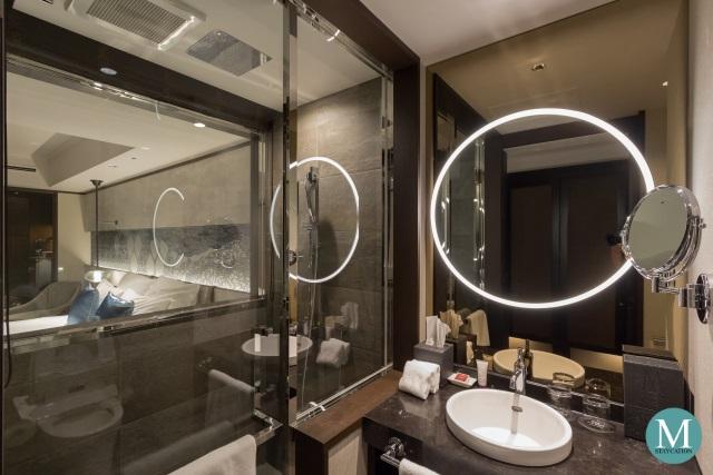 bathroom Kyoto Yura Hotel - MGallery
