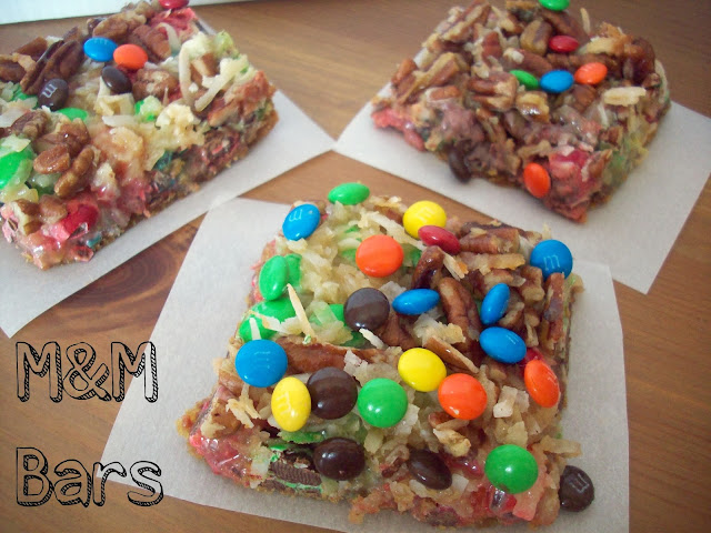 M&M Bars from www.summerscraps.com