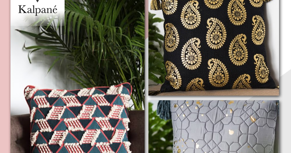 Pick Your Preferences Of Designer Cushions To Place It On The Sofa To Add Beauty
