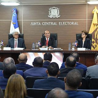 JCE voto automatizado se implementará en demarcaciones con mayor número  de votantes