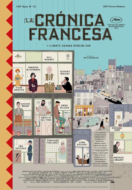 Cartel La crónica francesa