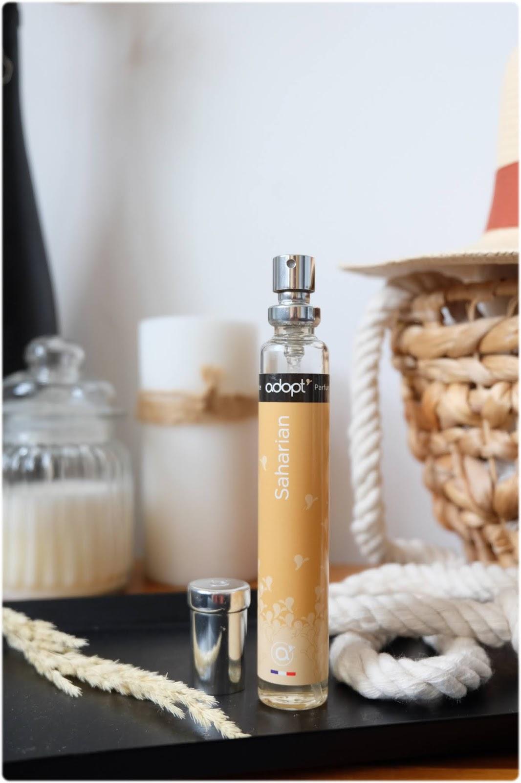 eau de parfum Saharian adopt