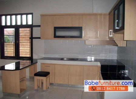 Babe Furniture Jasa Pembuatan Kitchen Set Sawangan 0812 8417 1786