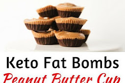Chocolate Peanut Butter Keto Fat Bomb