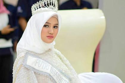 Nesya Muasyara Putri Hijab Hunt 2017, Bukan Hanya Talenta Tapi Etitude !
